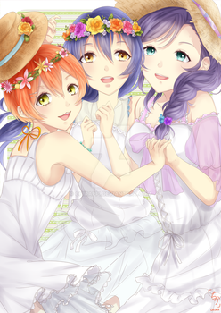 lily white by chikappi