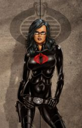 Baroness color by MitchFoust
