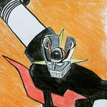 Mazinger Z by MacGeekVer