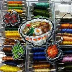 Misc Keychains by Sirithre