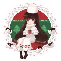 COOKIE RUN - COCOA by Minari23