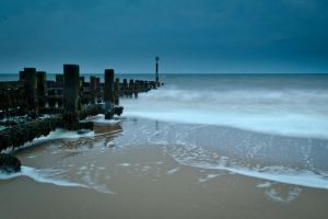 Bacton Beach by AstarothSquirrel