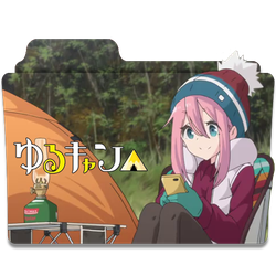 Shimarin - Yuru Camp !!! by karsimyuri