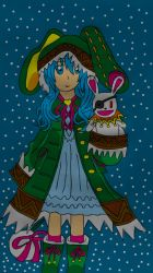 Yoshino_by_FrozenHart by IceonFlame