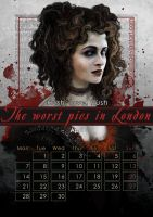 Geek Calendar 2014: April by Sceith-A