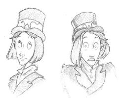 Wonka Sketches by Artoveli