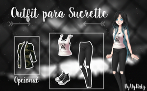 Outfit para Sucrette1 by UyNaty