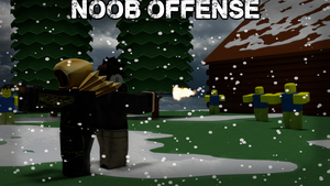 Noob Offense by Mrbacon360