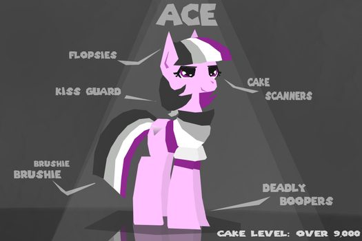 Ace Pony by TwistedGale