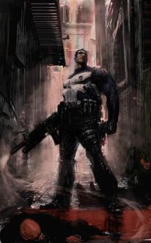 Punisher by BrianThies