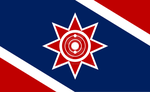 Sci-Fi: Union of Aligned Worlds Flag (Revised)