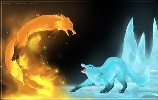 Fire And Ice Arctic Cat