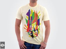 Unleash Me T-Shirt Design by SeedofSmiley
