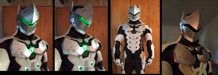 Genji Costest by DragonicHeaven