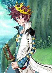 Tales of Graces/F - Asbel Lhant [Request] by ChibiSalLina