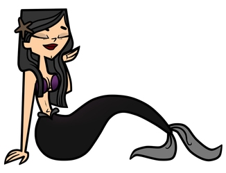 Heather - The Mermaid of Darkness by EvaHeartsArt