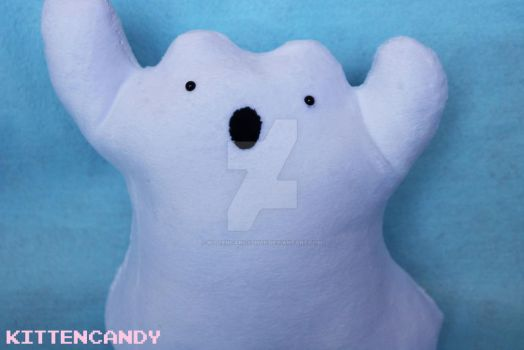 CLEARANCE Ghost Ditto by KittenCandyShop