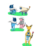 Marriland X Wedlocke New Love by Tenshineko01