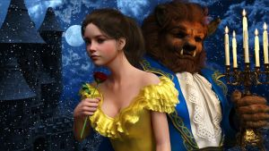 Disney Fairytales: Beauty And The Beast 004 by SirTancrede