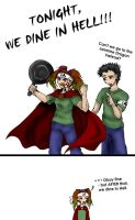 Iroh's Army - Dining Options by elfgrove