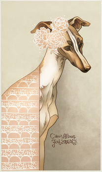 Delilah by CanisAlbus