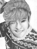 G Dragon. by BlueBerry-is-cute