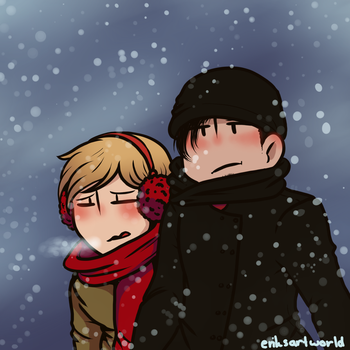 Bundle Up by ErikktheArtist
