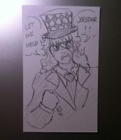 Speedwagon!! by eeldoodles