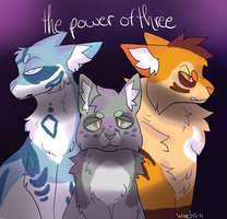 /The power of three/Redraw by Winelys-11