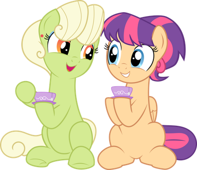 Aunt Lofty and Holiday by digimonlover101