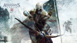 Assassin's Creed 3 Wallpaper by Slydog0905