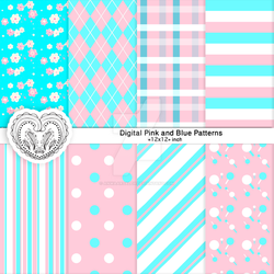 Bubbly Cute Digital Baby Shower Paper Goods by anwaarsaleh