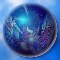 Crytal Ball by Frostola
