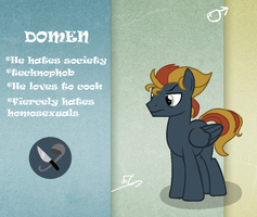 Domen by Serri765