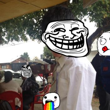 Memes in the city 2 by Perry4DEVIAN191