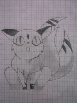 Old Drawing #2 by Es-Jey