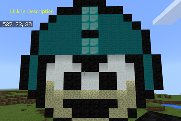 Megaman 1up in Minecraft (youtube) by artdragon1