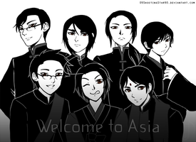 Welcome to Asia by ShootingStar03