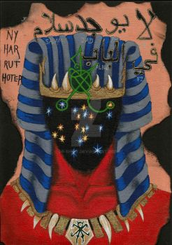 That Evil Book III - The Dark Pharaoh by Dr-Shiny