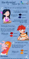 PnF Random art tips by sam-ely-ember