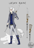 LUNA - Lucian Bianc by Lightning-in-my-Hand
