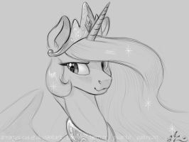 Daily Doodle 839 by Amarynceus