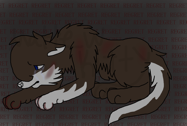 Regret by Matthew-Kitty