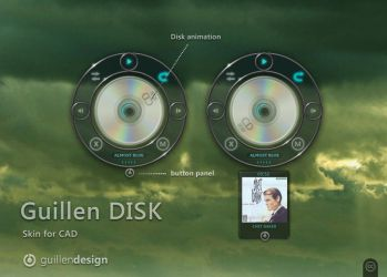 Guillen Disk by GuillenDesign