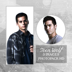 TeenWolf PNG by BonMerenwen