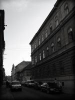 The street 3 by Anarchist376 by Timisoara