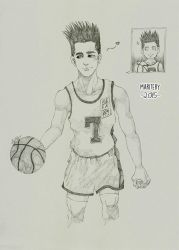 :: Slam Dunk sketches Series 2 :: by maritery-san