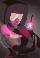 Crystal Gem Garnet by LordZaix