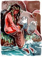 selkie by Pendalune