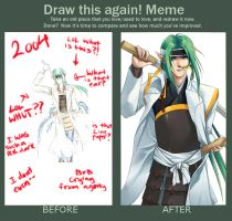 Draw This Again Meme by Lilbang